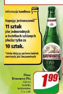 Piwo Browarne Pils - market Dino