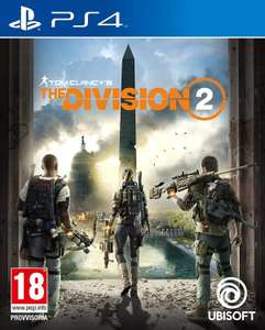 TOM CLANCY'S THE DIVISION 2 PS4 PL WERSJA NOWA