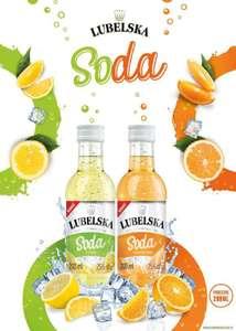 LUBELSKA Soda. Likier gazowany 25% obj. 200ml.