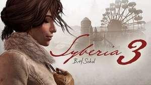 Syberia 3 za 1€ (klucz steam) @Fanatical