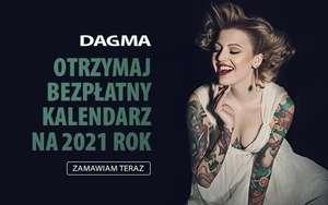 Darmowy kalendarz na 2021 rok od ESET (DAGMA)