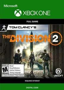 Tom Clancy's The Division 2 [Xbox One, cyfrowo] @ Eneba