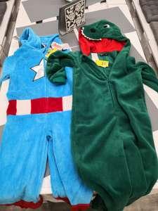 Piżama jednoczęściowa Marvel + inne Carrefour
