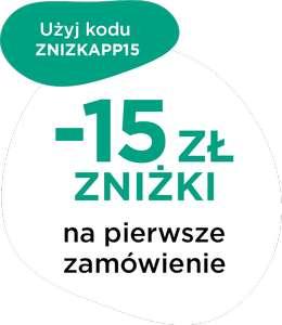 -15 zł na pierwsze zamówienie w Glovo (zamówienie min. 30 zł)
