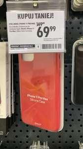 Etui Apple silicone case iPhone 11 pro max