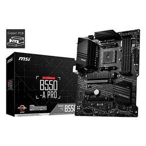 MSI B550-A PRO AMD AM4 - Amazon.de