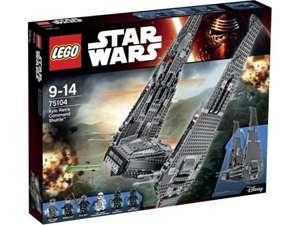 LEGO Star Wars 75104 Command Shuttle Kylo Rena