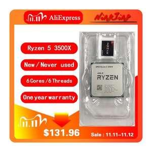 Procesor AMD Ryzen 3500X z aliexpress