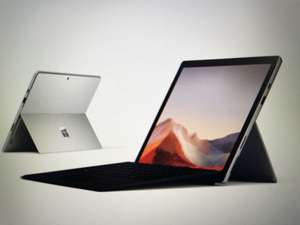 """MICROSOFT Surface Pro 7 i3-1005G1/4GB/128GB SSD/12,3""""/Win10 Home + Klawiatura Surface Type Cover"""