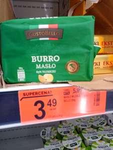 Masło włoskie 200 g - Biedronka