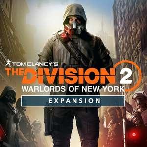 The Division 2: Władcy Nowego Jorku DLC