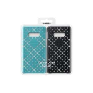 Etui Samsung Pattern Cover do Galaxy S10E 2 sztuki różne kolory. VOBIS