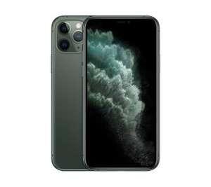 Apple iPhone 11 Pro Max 256GB (zielony)