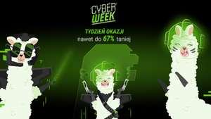 Cyber Week w combat z rabatami do 67% (np. Latarka Walther SDL 400 za 79 zł)
