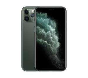 Smartfony iPhone: 11 Pro Max 256gb - 4999zł / 11 128gb - 3299zł / SE 128gb - 2499zł