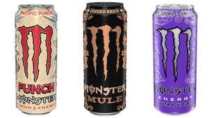 Monster Mule / Pacific Punch / Ultra Violet i inne za 3.49zł - Biedronka