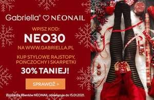 30% zniżki z kodem na www.gabriella.pl