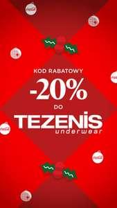 Tezenis zniżka 20%