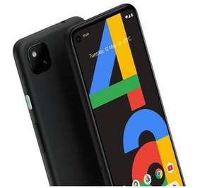 Google Pixel 4a 5G 6/128GB Black z niemieckiego Saturna
