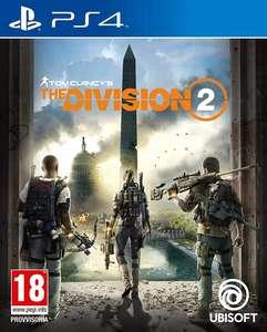 TOM CLANCY'S THE DIVISION 2 PS4 PL WERSJA NOWA za 27,99 zł i Tom Clancy's The Division 2 Xbox One NOWA za 28,90 zł