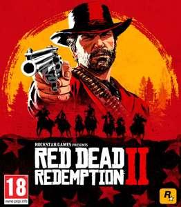Red dead redemption 2 (PS4) plus koszulka