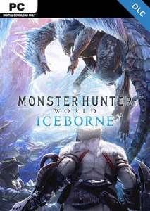 MONSTER HUNTER WORLD: ICEBORNE PC DLC klucz Steam