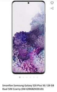 Smartfon Samsung Galaxy S20 Plus 5G 128 GB