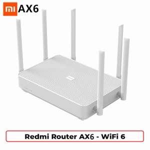 """Xiaomi Redmi Router AX6 WiFi 6 - 50,34$ - z kodem """"aeliveday"""""""