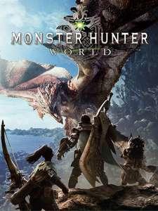 Monster Hunter: World (PC, Steam) za 50,69zł @ Eneba