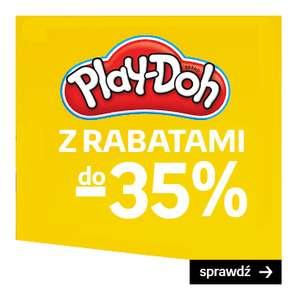 Empik - Zestawy Play-Doh z rabatami do -35% / Zbiorcza