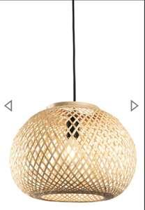 JYSK LAMPA SIGVARD BAMBUSOWA