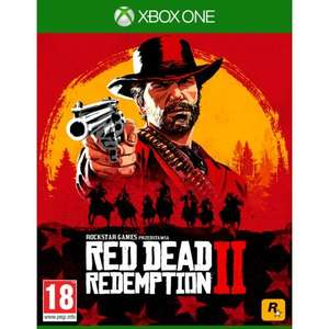 Red dead redemption 2 Media Expert Xbox One