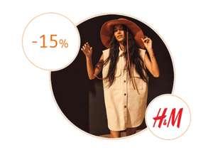 Dla klientów ING | Kupon rabatowy H&M -15%