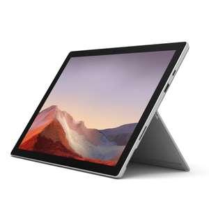 "Tablet Microsoft Surface Pro 7 12,3 "" 8 GB / 128 GB srebrny"