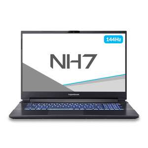 "HYPERBOOK NH7 17.3"" I7-10870H RTX 3060 RAM 8GB"