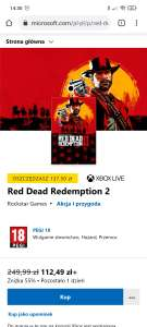 Red Dead Redemption 2 - Xbox
