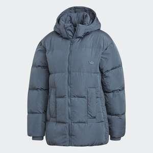 Damska zimowa kurtka Adidas, Wypełnienie: 80% pierze, 20% pióra, r. XXS-XL @ZalandoLounge