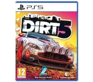 Gra Dirt 5 na PS5 w RTV EURO AGD