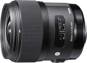 Obiektyw Sigma 35mm f/1.4 Art DG HSM (Nikon)
