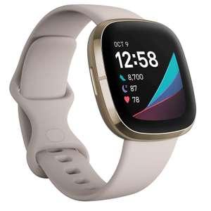 Fitbit Sense - beżowy w dobrej promocji