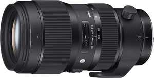 Obiektyw Sigma 50-100 mm f/1.8 @Nikon