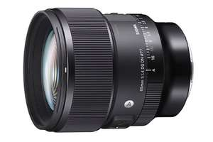Obiektyw Sigma 85mm F1.4 DG DN Sony E-mount