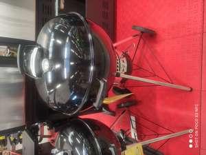 Grill węglowy Weber Original Kettle 57 cm OBI Zabrze