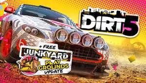 DIRT 5 - Darmowy weekend na Steam (do 19-tej 8-go marca) + 50% zniżki