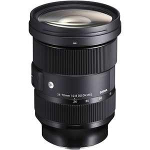 Obiektyw Sigma 24-70mm F2.8 DG DN Sony FE