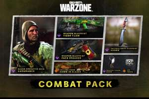 DARMOWY Combat Pack dla Call of Duty: Warzone oraz Call of Duty: Black Ops - Cold War-PS4/PS5