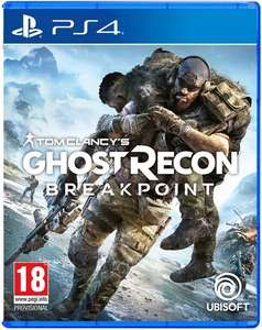 TOM CLANCYS GHOST RECON BREAKPOINT PL PS4 + GRATIS