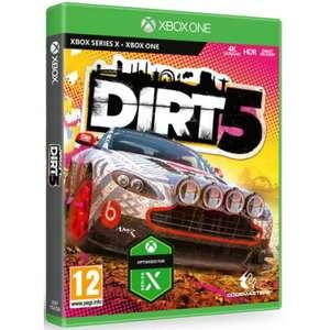 DIRT 5 ARG Xbox live CD Key VPN - MOŻLIWE 37.05 zł