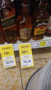 Tesco whisky Chivas regal 12