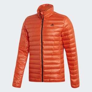 Adidas Varilite Down Jacket - kurtka puchowa (pomarańczowa)